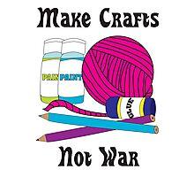 Make Crafts Photographic Print
