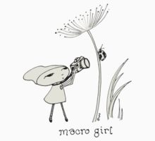 macro girl by blackbirdsong