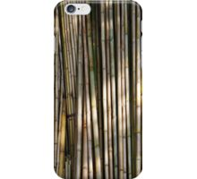 Bamboo iPhone case iPhone Case/Skin