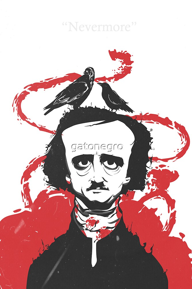 Nevermore by gatonegro