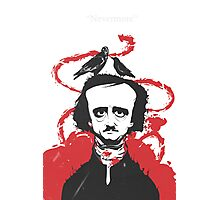 Nevermore Photographic Print