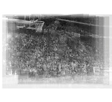 Michael Jordan Slam Dunk Photographic Print