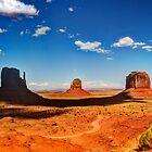 Monument Valley by Saija  Lehtonen