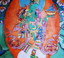 Tibetan Arts.. by PerkyBeans
