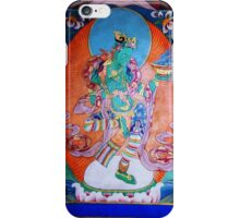 Tibetan Arts.. iPhone Case/Skin