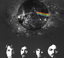 Pink Floyd by gatonegro