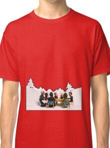 The Study Group's Winter Wonderland - Style B Classic T-Shirt