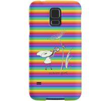 macro girl Samsung Galaxy Case/Skin
