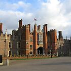 Hampton Court Palace by Carol Singer