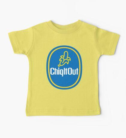 ChiqItOut (Banana Parody) Baby Tee