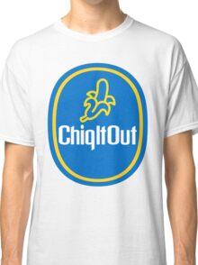 ChiqItOut (Banana Parody) Classic T-Shirt