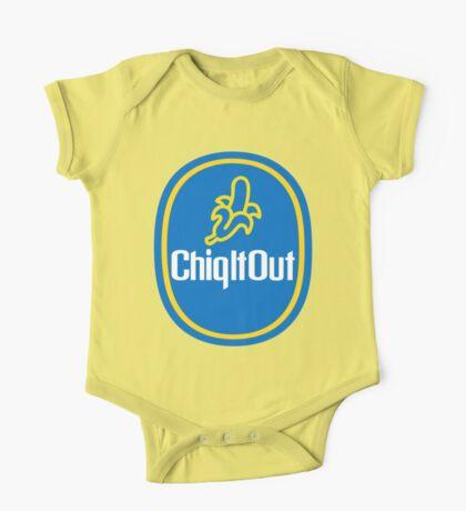 ChiqItOut (Banana Parody) One Piece - Short Sleeve