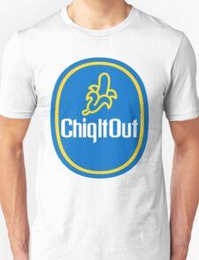 ChiqItOut (Banana Parody) Unisex T-Shirt