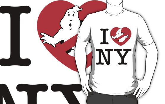 I GB New York (white) by btnkdrms