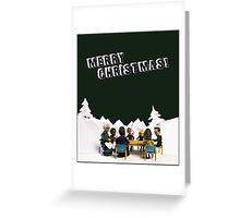 The Study Group's Winter Wonderland - Merry Christmas Greeting Card
