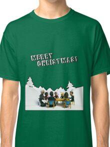 The Study Group's Winter Wonderland - Merry Christmas Classic T-Shirt