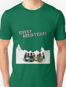 The Study Group's Winter Wonderland - Merry Christmas T-Shirt