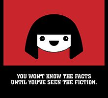 Cute Pulp Fiction by Movie Cuties