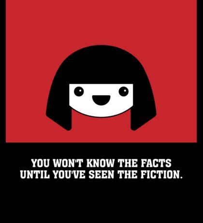 Cute Pulp Fiction Sticker