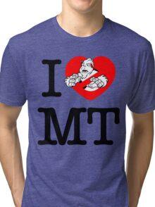 I PNW:GB MT (white) Tri-blend T-Shirt