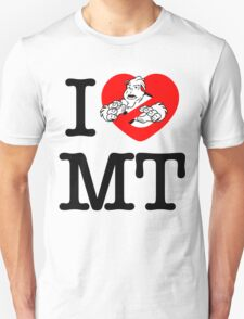 I PNW:GB MT (white) Unisex T-Shirt
