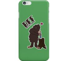 Big Foot Forever iPhone Case/Skin