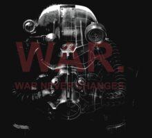 War. War never changes. by quickoss