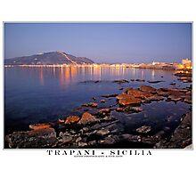 trapani Photographic Print