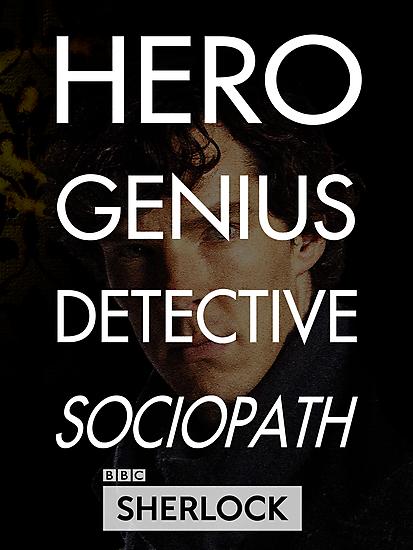 Consulting Detective by Ki Rogovin