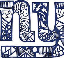 Giants_Blue by kk3lsyy