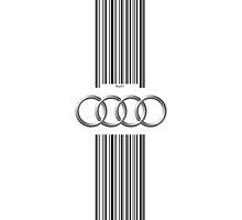 Audi Barcode Limited by cyberfafu