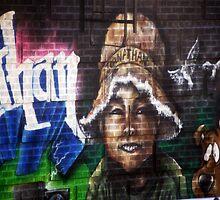 Bronx Graffiti. Jonathan by RicardMN