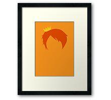 Potterhead Ron Framed Print
