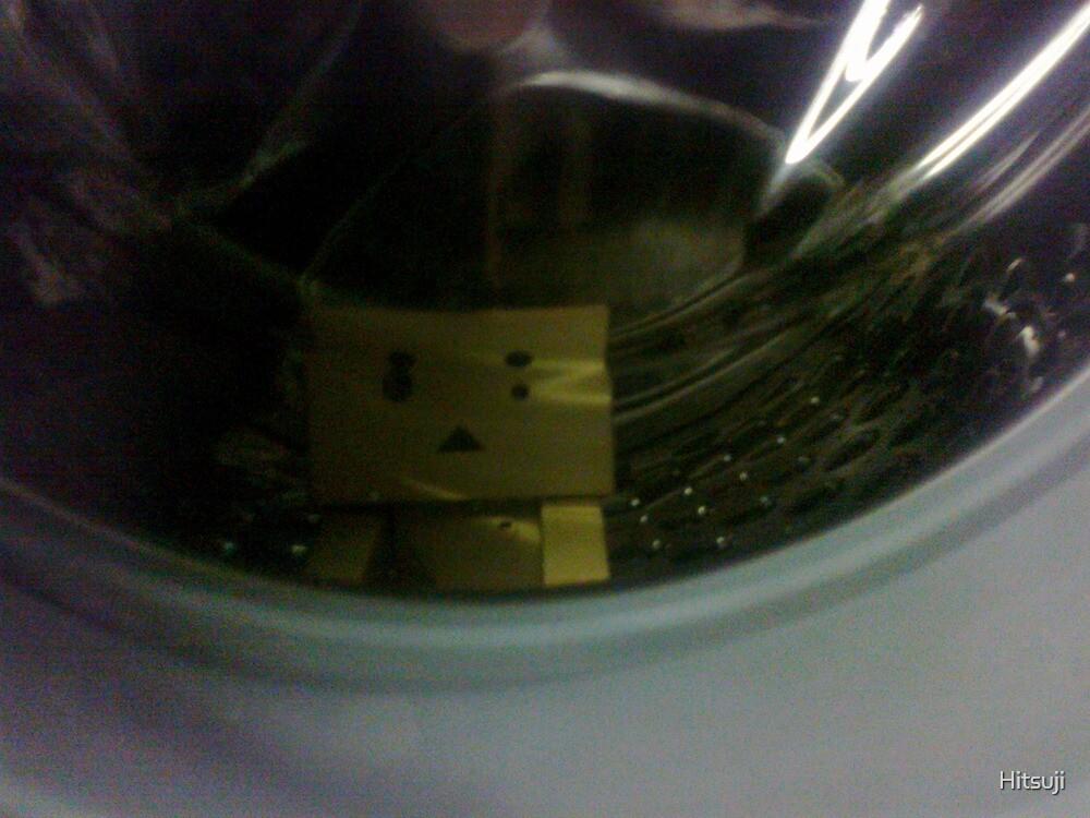 Washing machine by Hitsuji