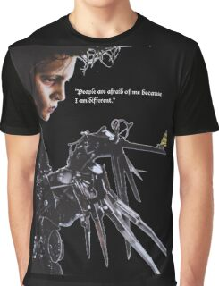I am different Graphic T-Shirt