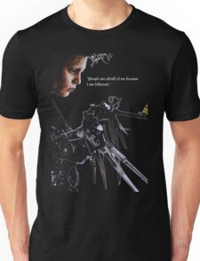 I am different Unisex T-Shirt