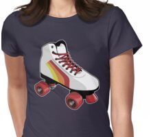 Roller skate Womens Fitted T-Shirt