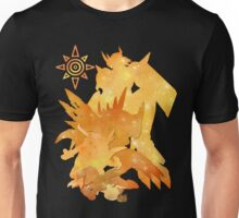 Tai's Agumon digievolution line (Digimon Adventure) Unisex T-Shirt