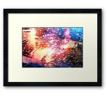 Elemental Desires Framed Print