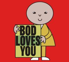 Bod Loves You by Chris Johnson
