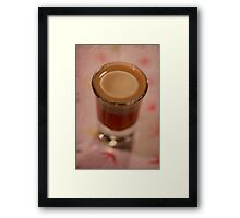 Day 13 - Thirsty Thursday - B52 Framed Print