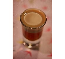 Day 13 - Thirsty Thursday - B52 Photographic Print