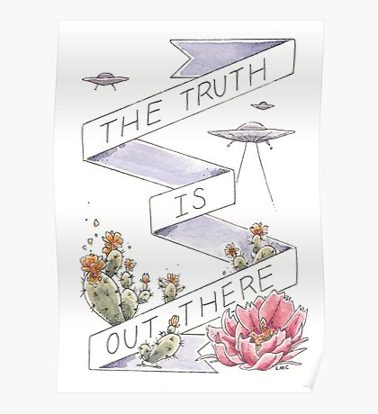 The Truth (Prickly Pears) Poster