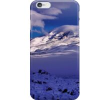 Tule Peak Sunrise iPhone Case/Skin
