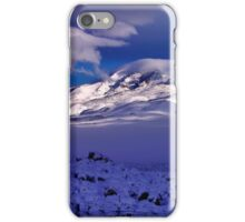 Tule Peak Sunrise iPhone Case/Skin