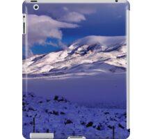 Tule Peak Sunrise iPad Case/Skin