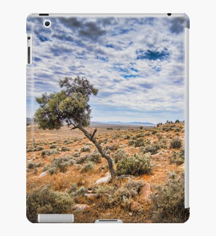 outback storm iPad Case/Skin