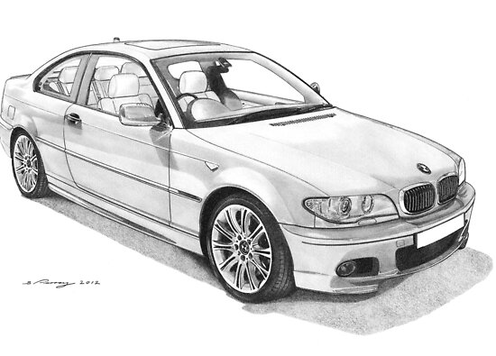BMW 330CI (E46) by Steve Pearcy