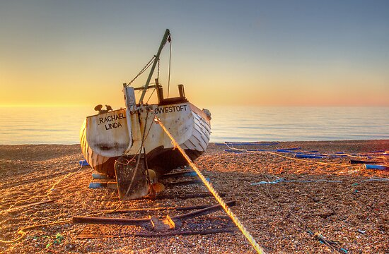 Aldeburgh Sunrise .....3 by Stacey  Purkiss