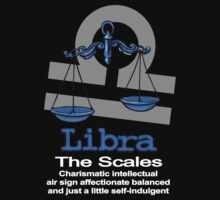Libra The Scales Kids Clothes